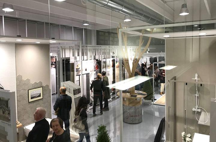 Showroom esposizione