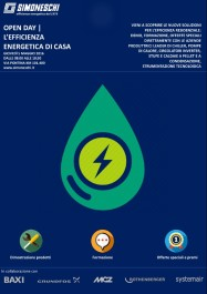 Efficienza energetica di casa Open Day
