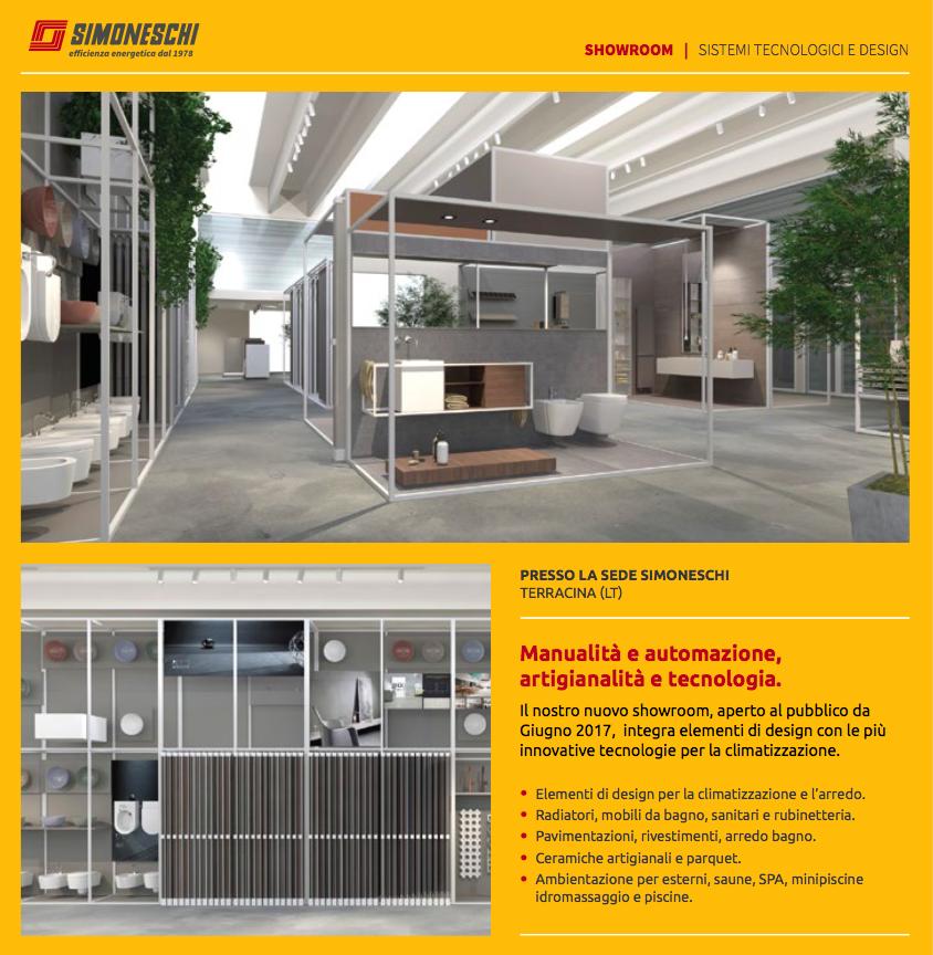 pavimenti e rivestimenti latina: nuovo showroom a terracina ... - Arredo Bagno A Latina