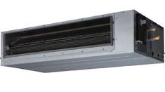 climatizzatore canalizzabile