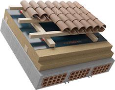 tetto isolamento esterno ferrara