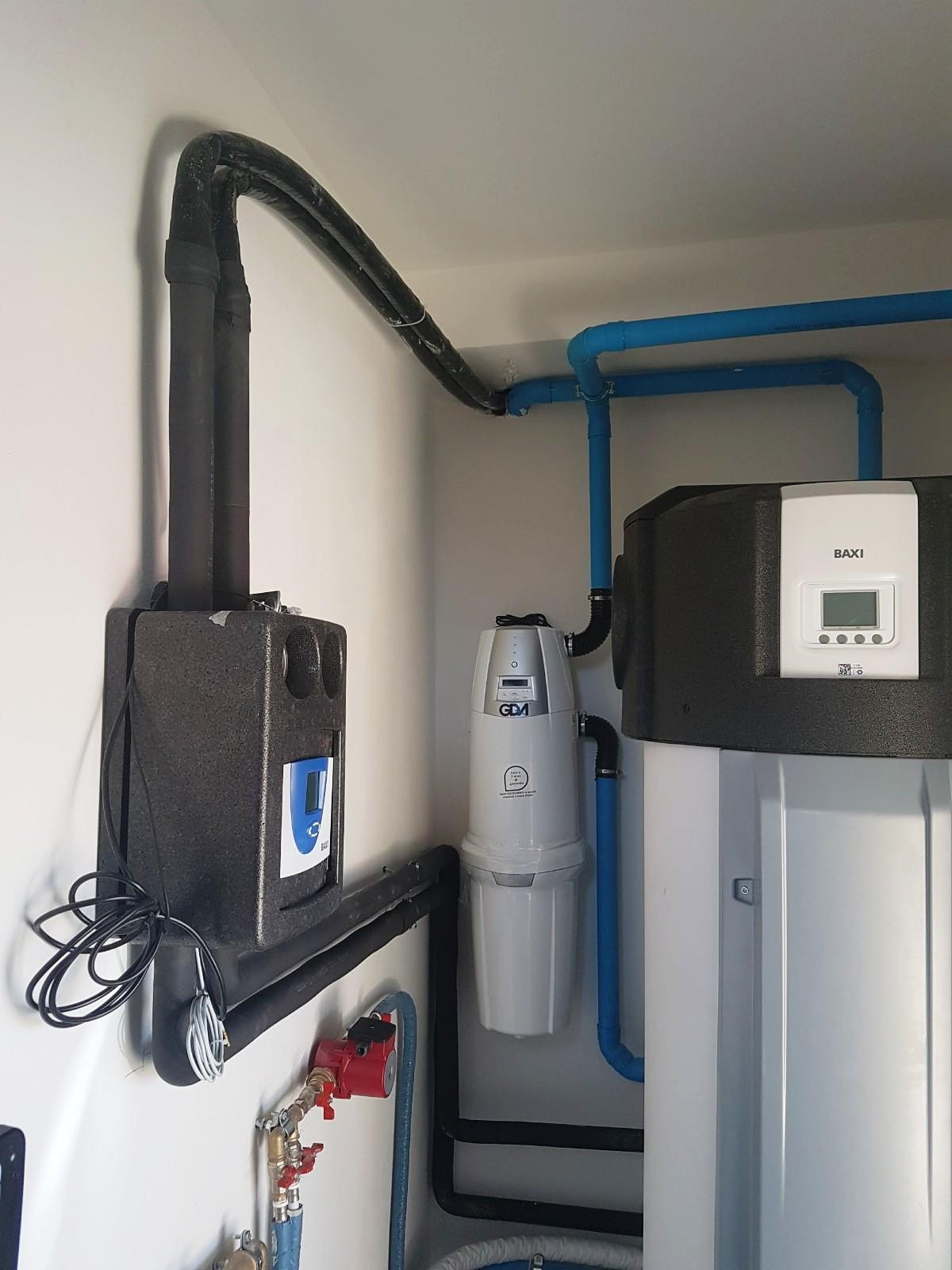 Pompa Di Calore Per Bagno impianto idronico a pompa di calore - latina - simoneschi srl